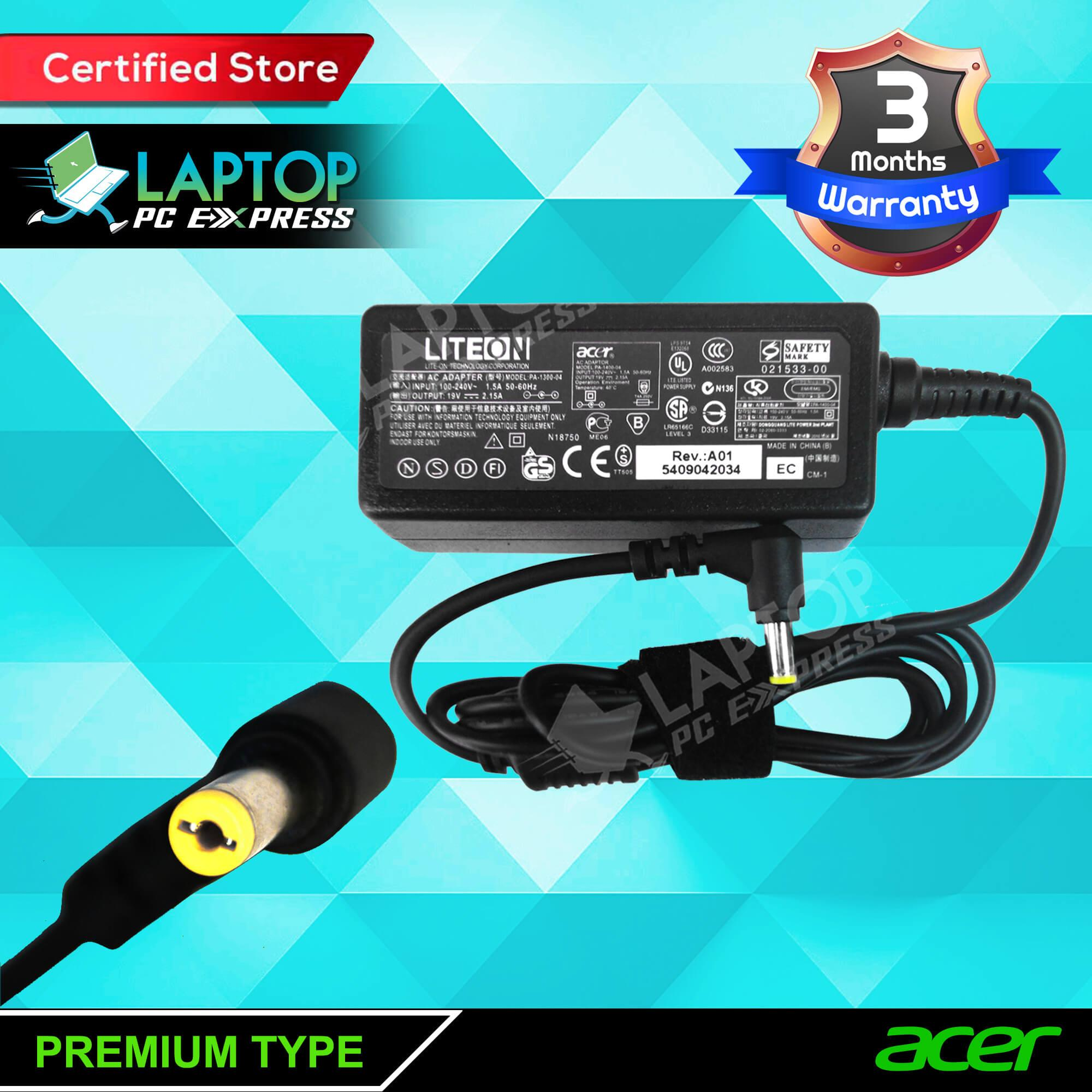 Acer Computer Accessories Philippines Pc For Sale Circuit 12v To 19v Laptop Power Supply Concept Circuits Designed Charger 21a 215a Aspire One D270 5517