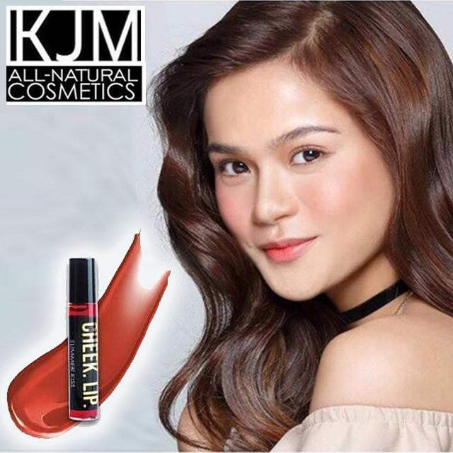 KJM Lip and Cheek Tint All Natural and Organic Philippines