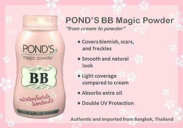 PONDS MAGIC BB CREAM POWDER Philippines