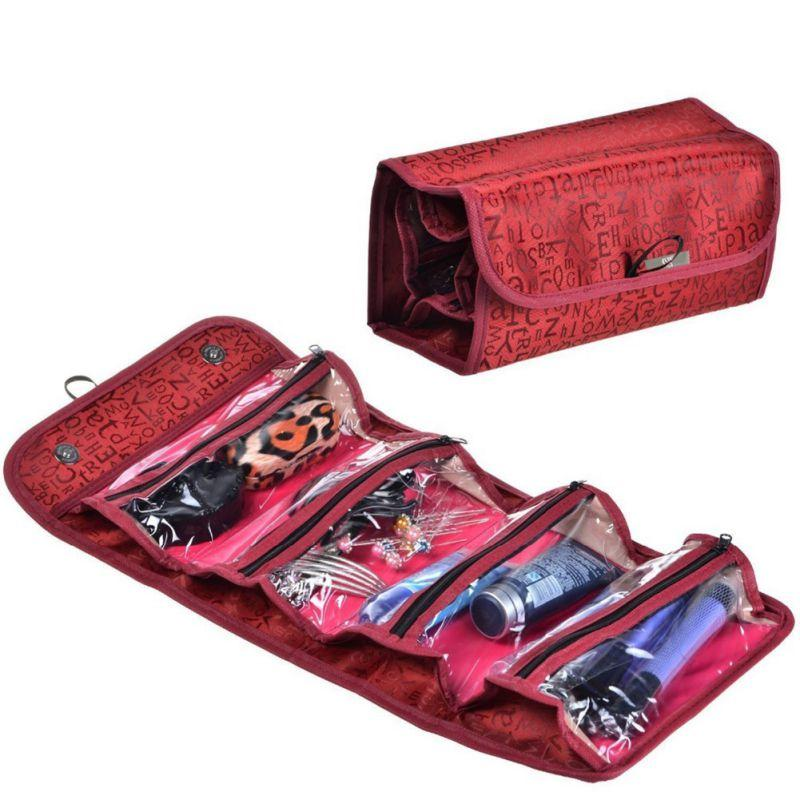 Roll N Go Cosmetic Make Up pouch Travel Organizer Philippines