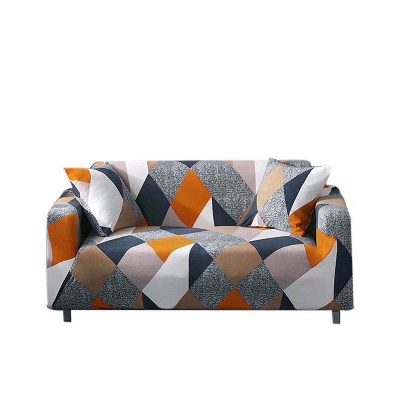 Slipcover Stretch Four Season Sofa Covers Furniture Protector Polyester Loveseat Couch Cover For Single/two/three Seats By Likelyhood.
