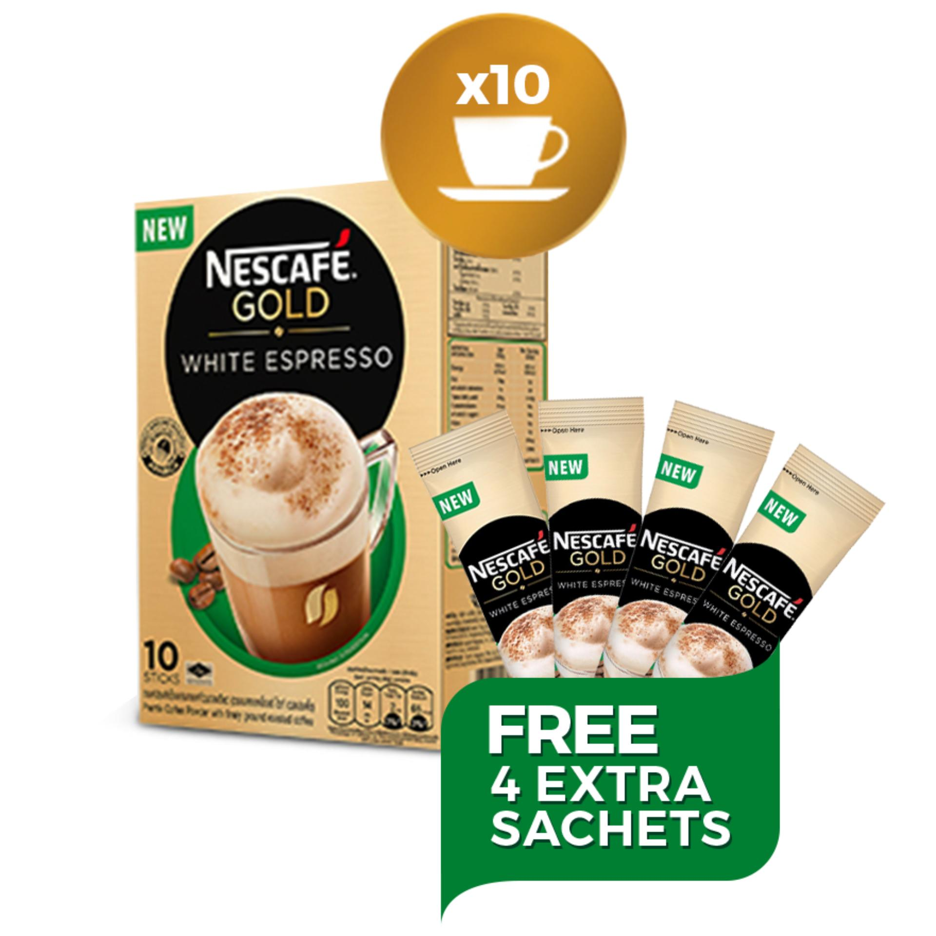 Coffee Brands Beans On Sale Prices Set Reviews In Luwak White Koffie Original 20 Pcs Nescafe Gold Espresso 25g 10 Sticks 4 Free