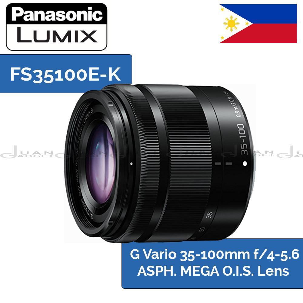 Panasonic Lenses Philippines Camera Lens For Sale Leica Dg Summilux 25mm F 14 Asph Micro 4 3 Lumix G Vario 35 100mm 56 Mega Ois