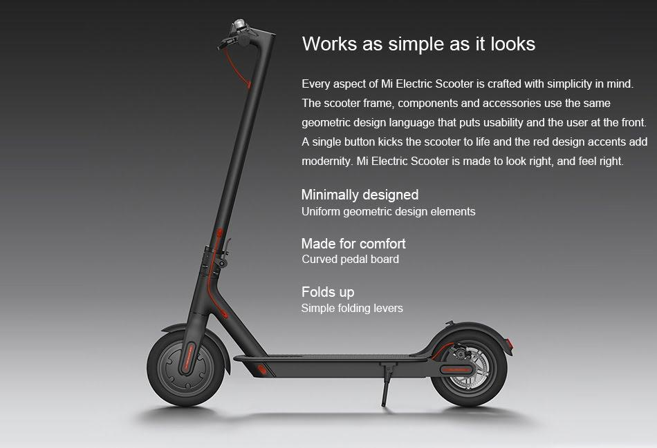 Mi Electric Scooter Buy Sell Online Electric Scooters