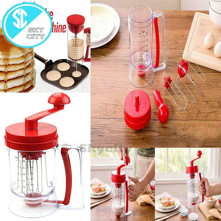Skycity Ds512 Manual Pancake Machine Mixes & Dispense By Skycity.