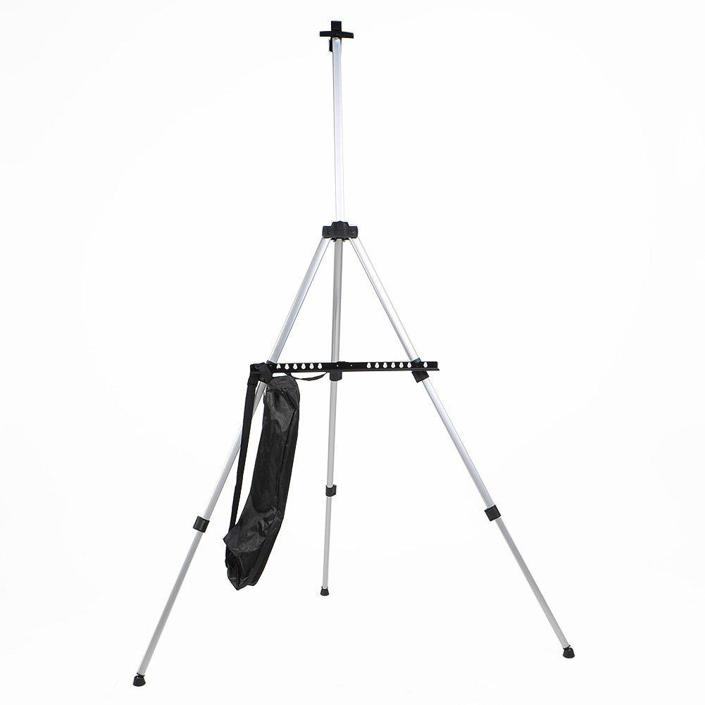 Adjustable Aluminum Sketch Display Easel Stand Painting Easel - Intl By Kerno Store.