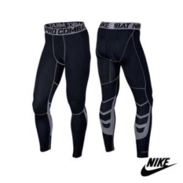 9f88686c92 8005-Black Compression Cool Dry Sports Tights Pants Baselayer Running  Leggings GYM For Men