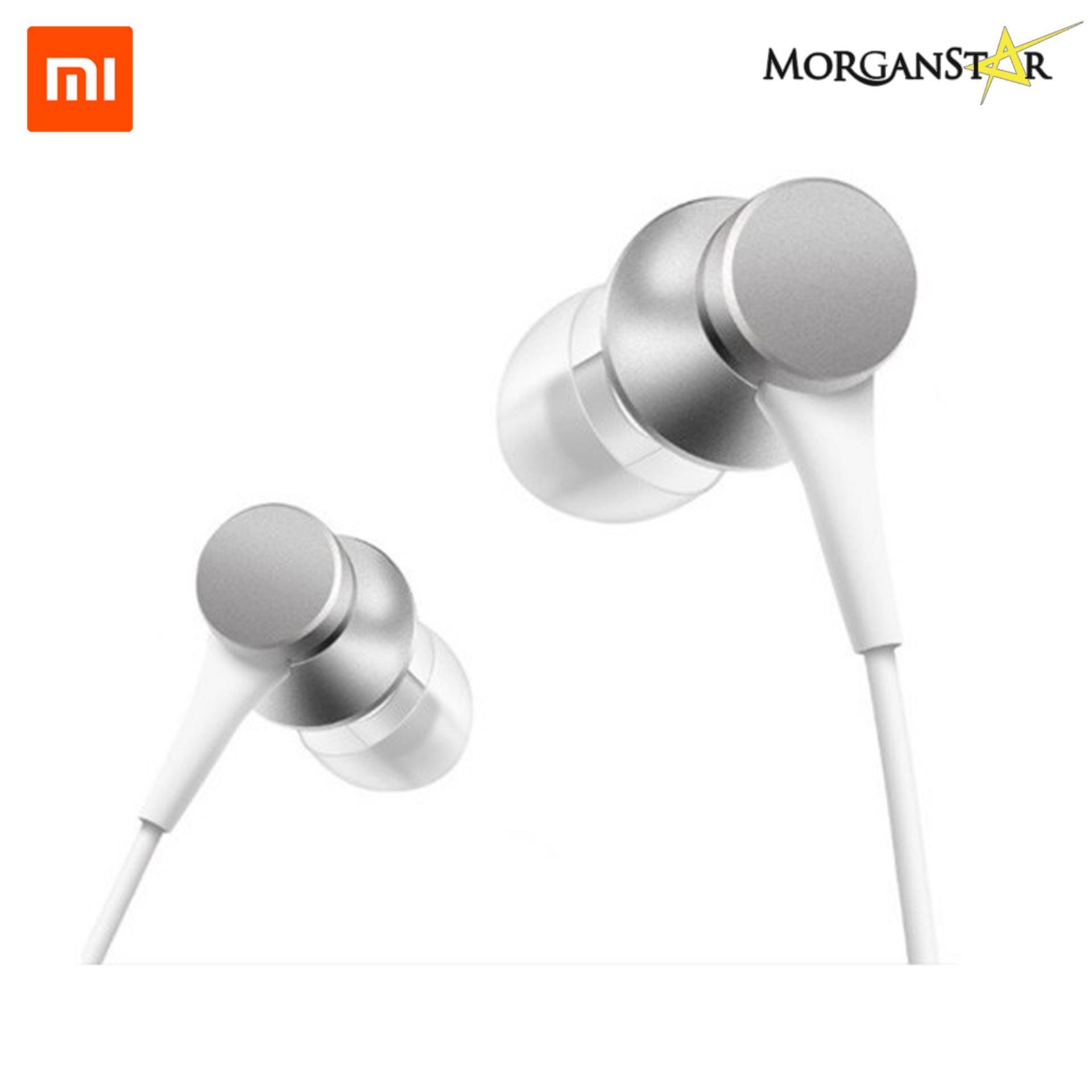 Xiaomi Piston Basic In ear Headphones 2017 Edition Matte Silver