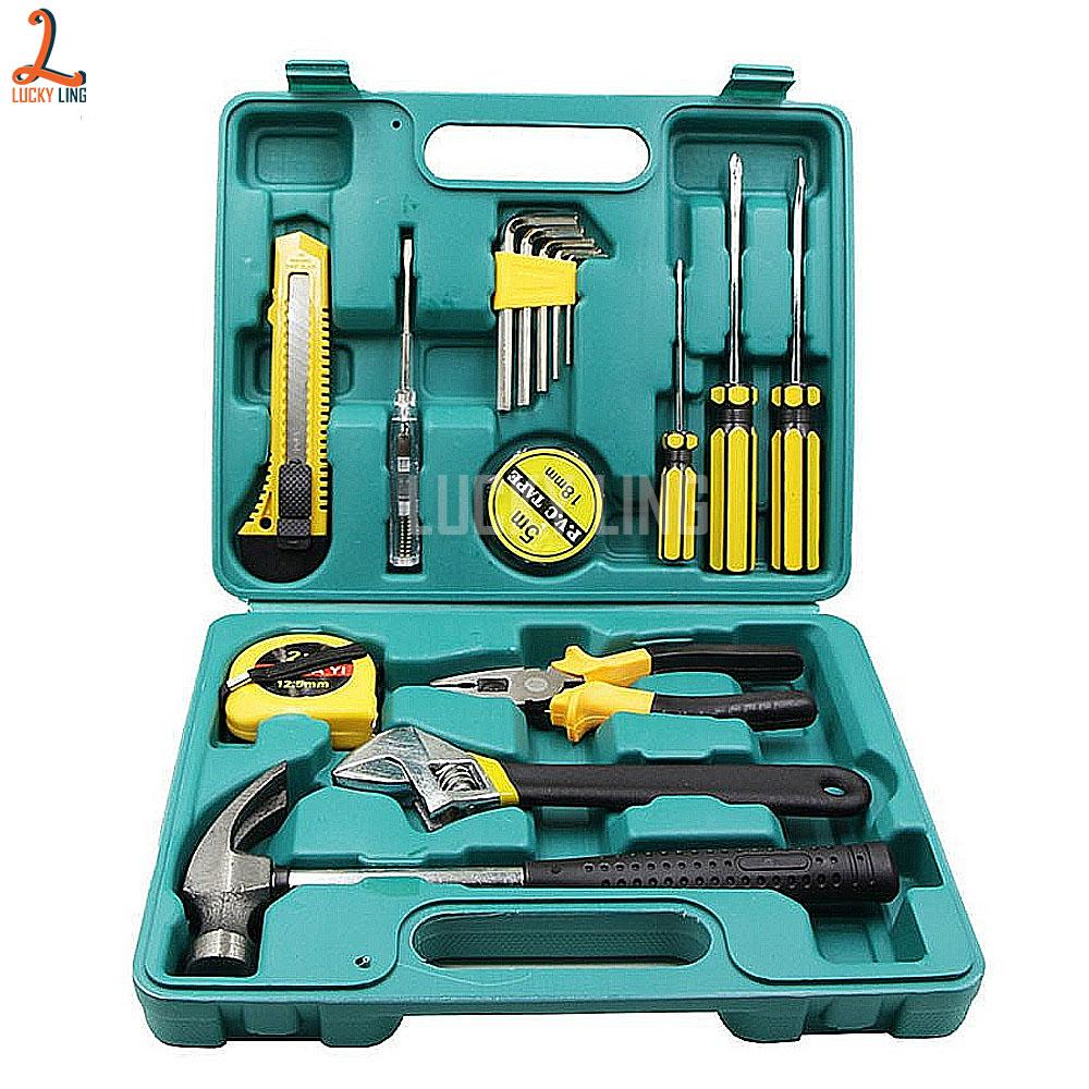 LuckyLing Tools 16pcs Handy Tools Set Philippines