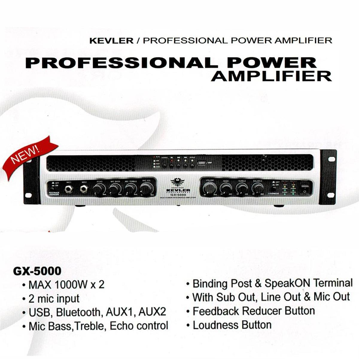 Kevler Philippines Audio Amplifier For Sale Prices 800w Circuit The Power Ideal Home 2018 Gx 5000 1000w X2 Professional