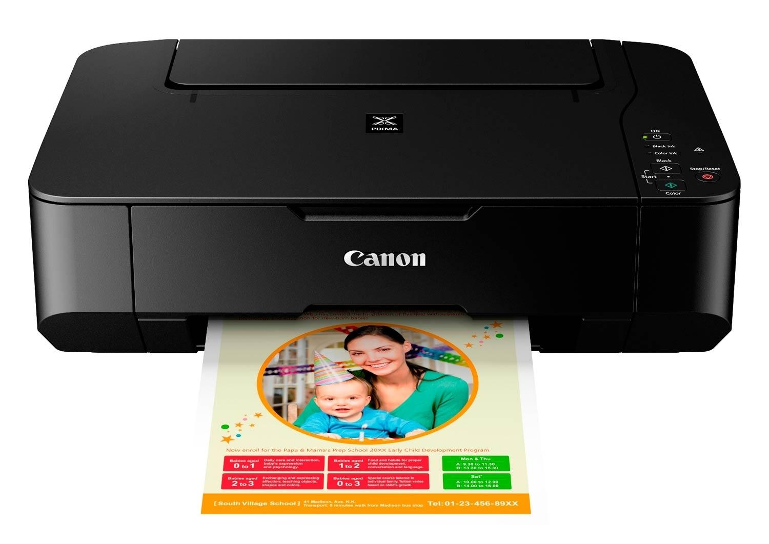 Canon Philippines Multi Function Printers For Sale Prices Mainboard Printer Mg 2570 Pixma Mp237 All In One Inkjet Printerblack