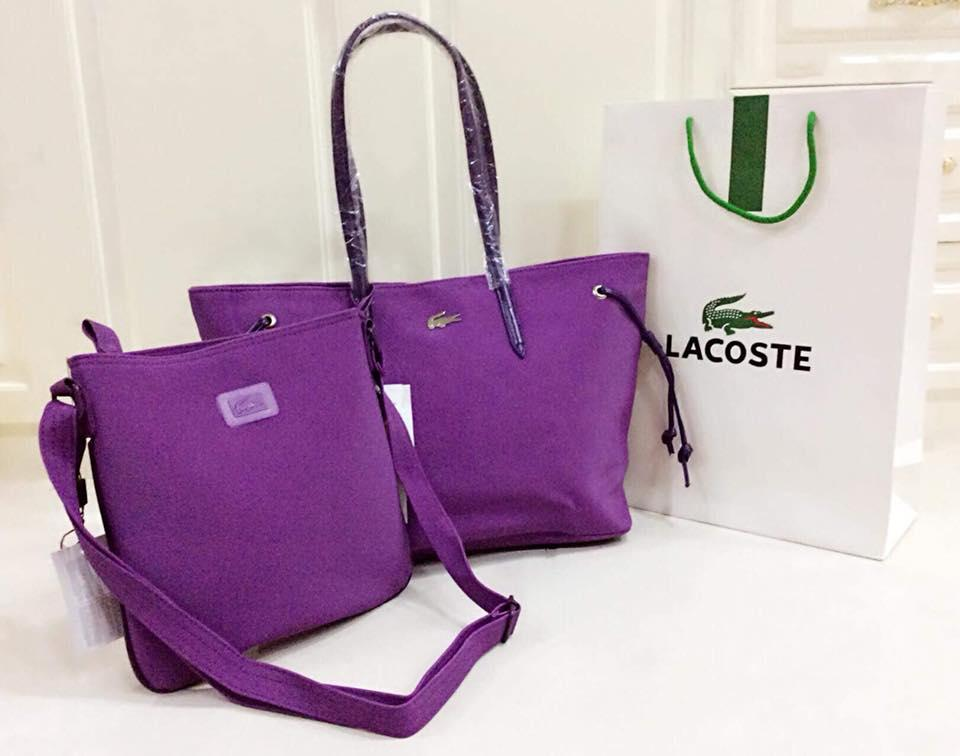 b1babc7112ba Lacoste Philippines -Lacoste Bags for Women for sale - prices ...