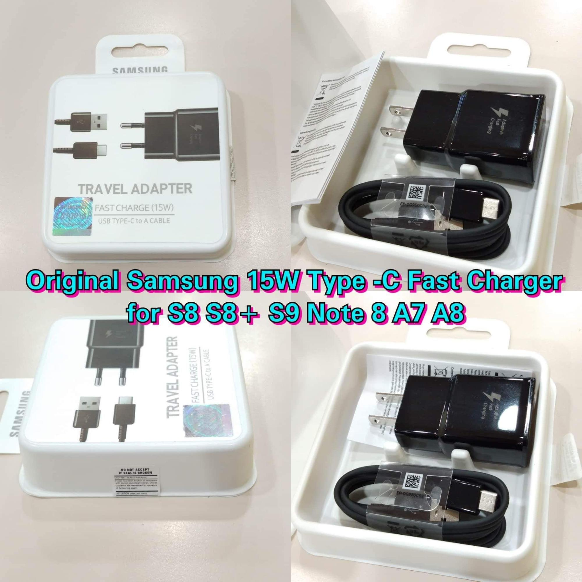Original Samsung type c fast charger