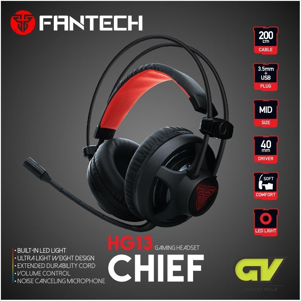 Headset Gaming Rexus F15 F 15 Headphone Head Set Ear Phone Blue Fantech Hg13 Chief With Microphone