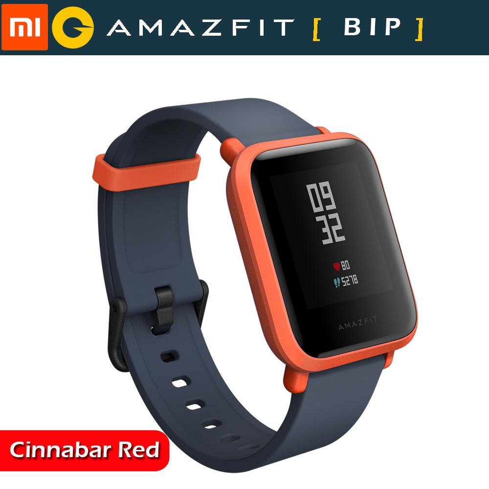 Xiaomi Huami Amazfit Bip Lite Bluetooth 4.0 Sports Smartwatch International Version By Jimena Kareen Store.