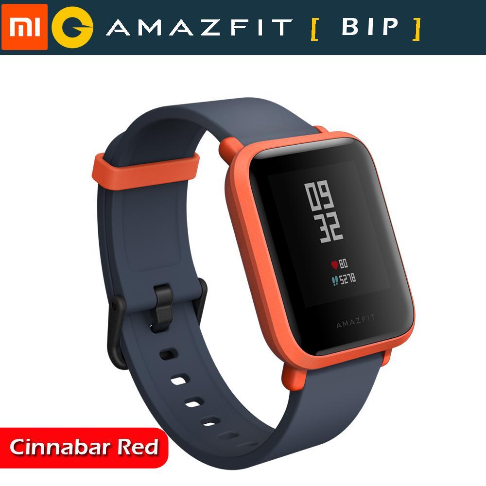 Xiaomi Huami Amazfit Bip Lite Bluetooth 4.0 Sports Smartwatch International Version By Jimena Kareen Store.