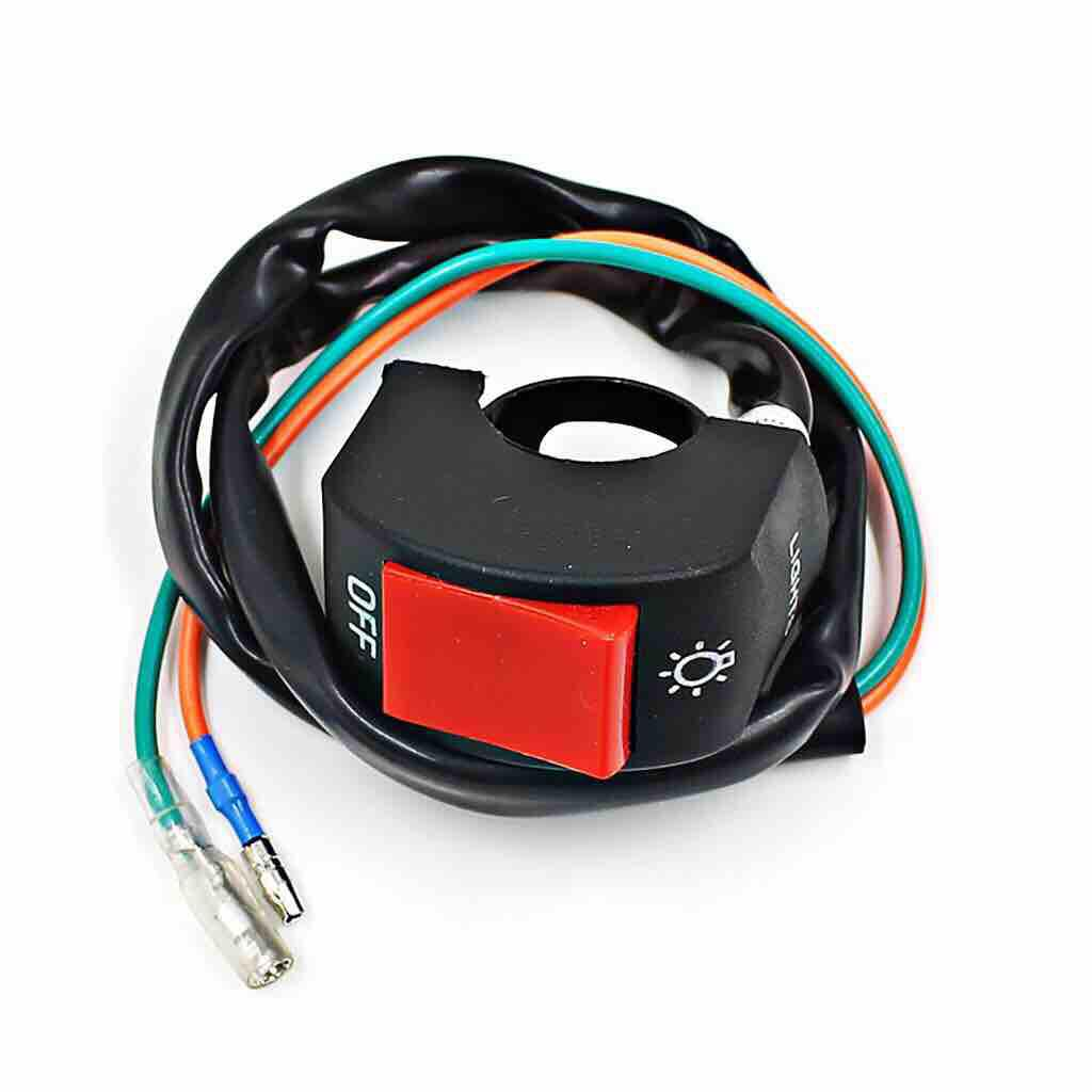 Motorcycle Led Lights For Sale Electronics Online Headlight Wiring 12volt On A 24volt System Service Fog Light Modification Kill Switch