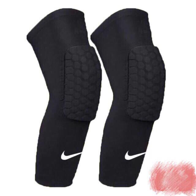 Codn Ike Knee Pad High Quality For Basketball - 1 Pair (black) By Choin.ph.