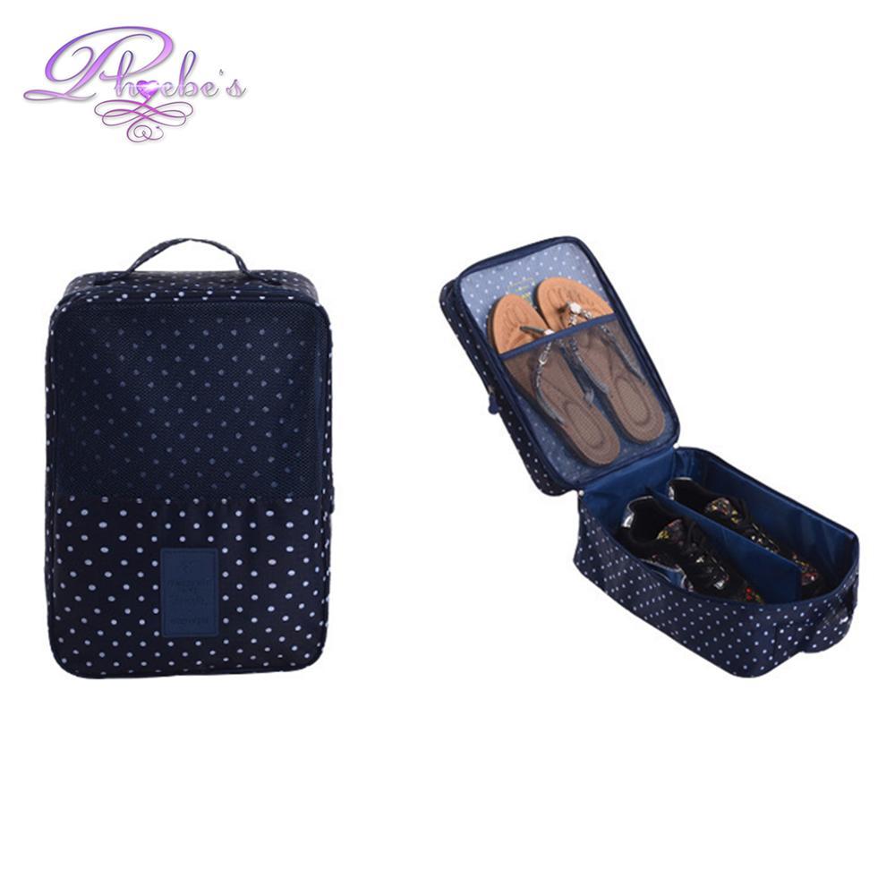 8c7bb6039a PRINTED Multi purpose 3 layer shoe bag organizer storage travel portable  shoe case Unisex for men
