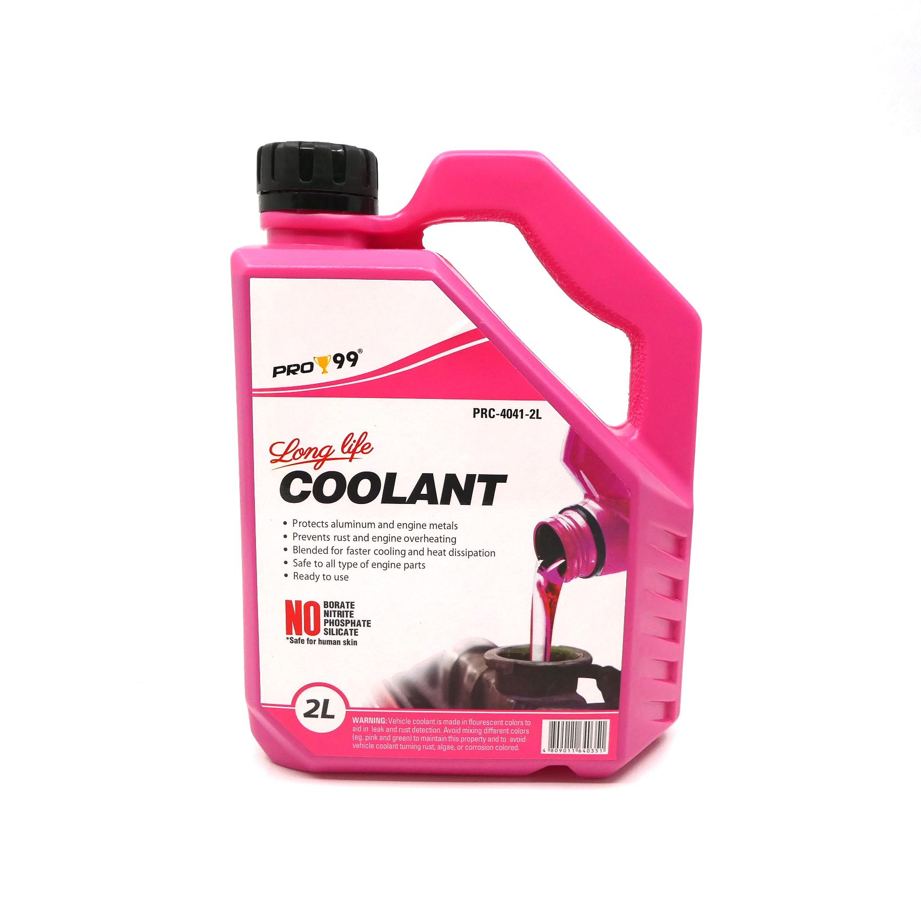 Pro 99 Radiator Coolant Pink 2L