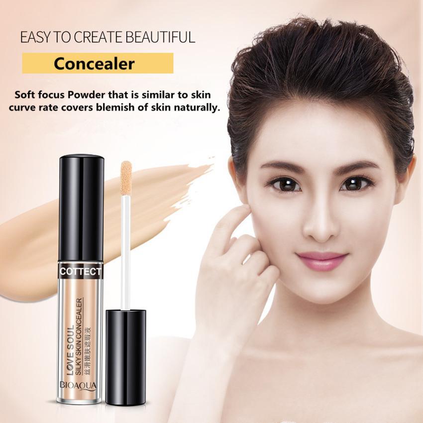 J&C Love Soul Korea Waterproof Silky Skin Whitening Concealer Philippines