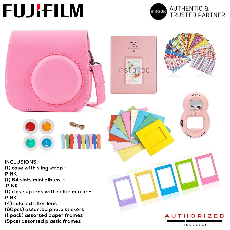 c5cc6f20707601 Instaxtic 7 in 1 Accessories Bundles for Fujifilm Instax Mini 8   Mini 8+