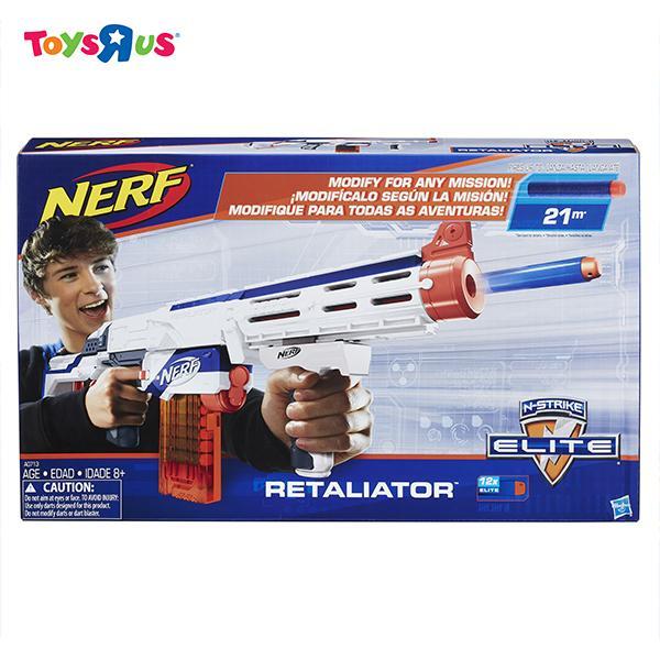 Nerf N Strike Elite Retaliator Blaster By Toys R Us.