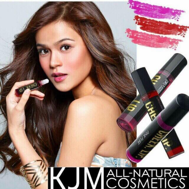 Authentic KJM Lip and Cheek Tint 10ml Philippines