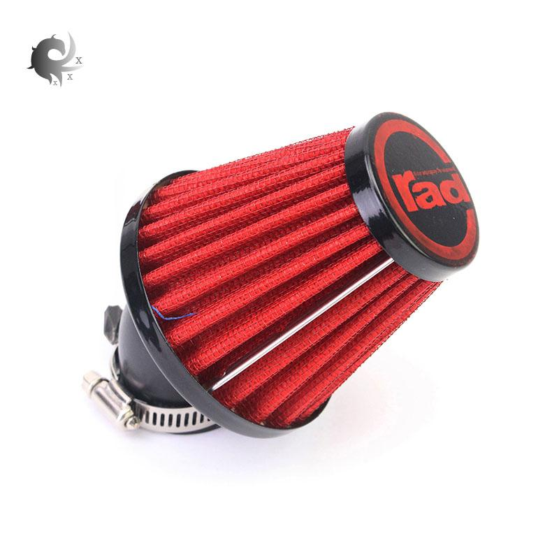 (42mm)Motorcycle modified air filter, filter, scooter mushroom head, high  air volume air filter, Fuxi mushroom head air filter, high quality plastic