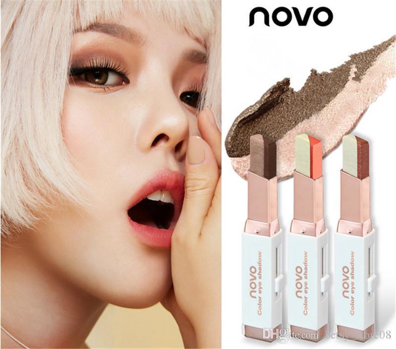 Novo Korean Two-Tone Eyeshadow Stick Philippines