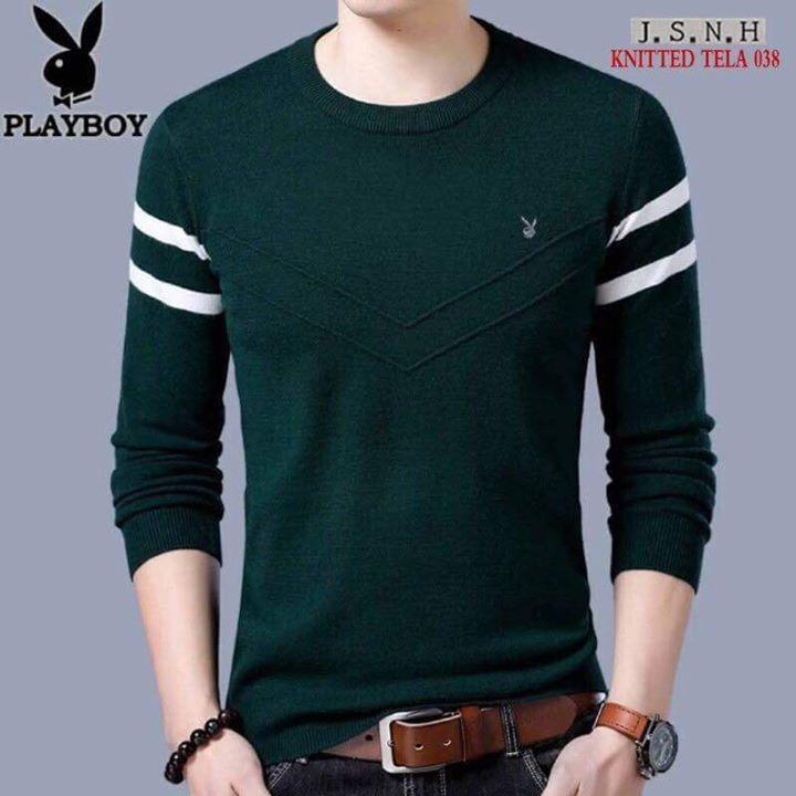 Jsnh 038 Knitted Longsleeve