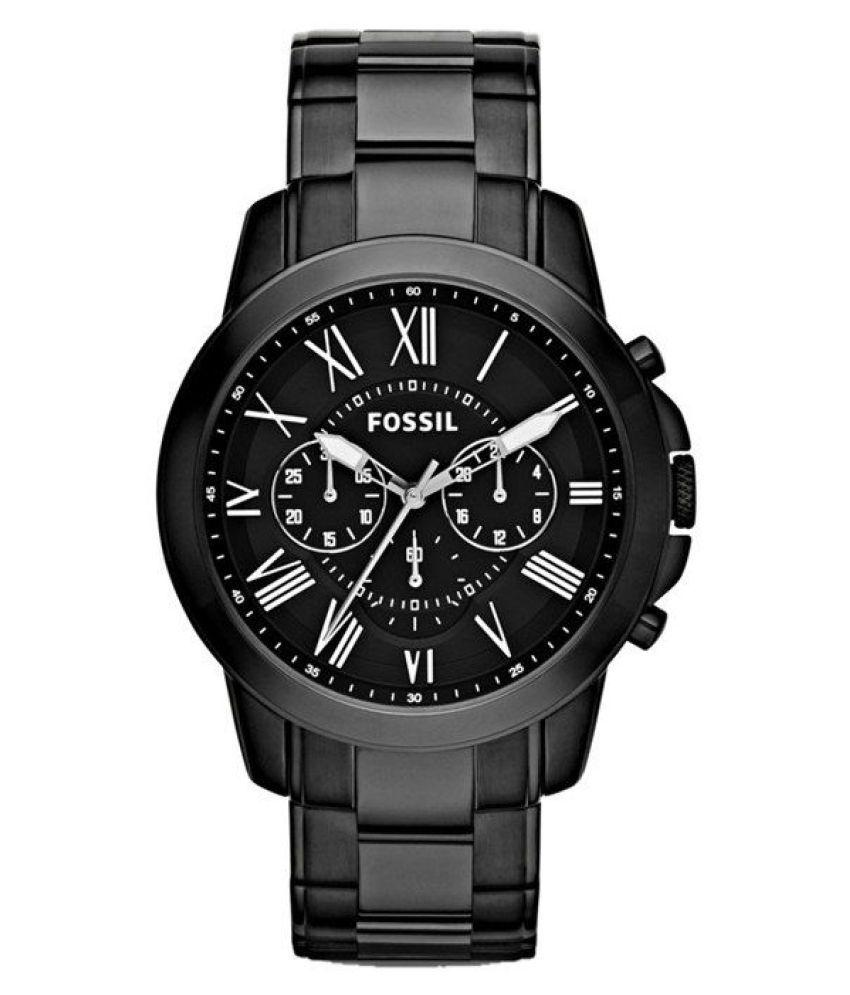Fossil Philippines Watches For Sale Prices Reviews Lazada Es3380 Original Boyfriend Chronograph Rose Tone Grant Black Dial Plated Mens Watch