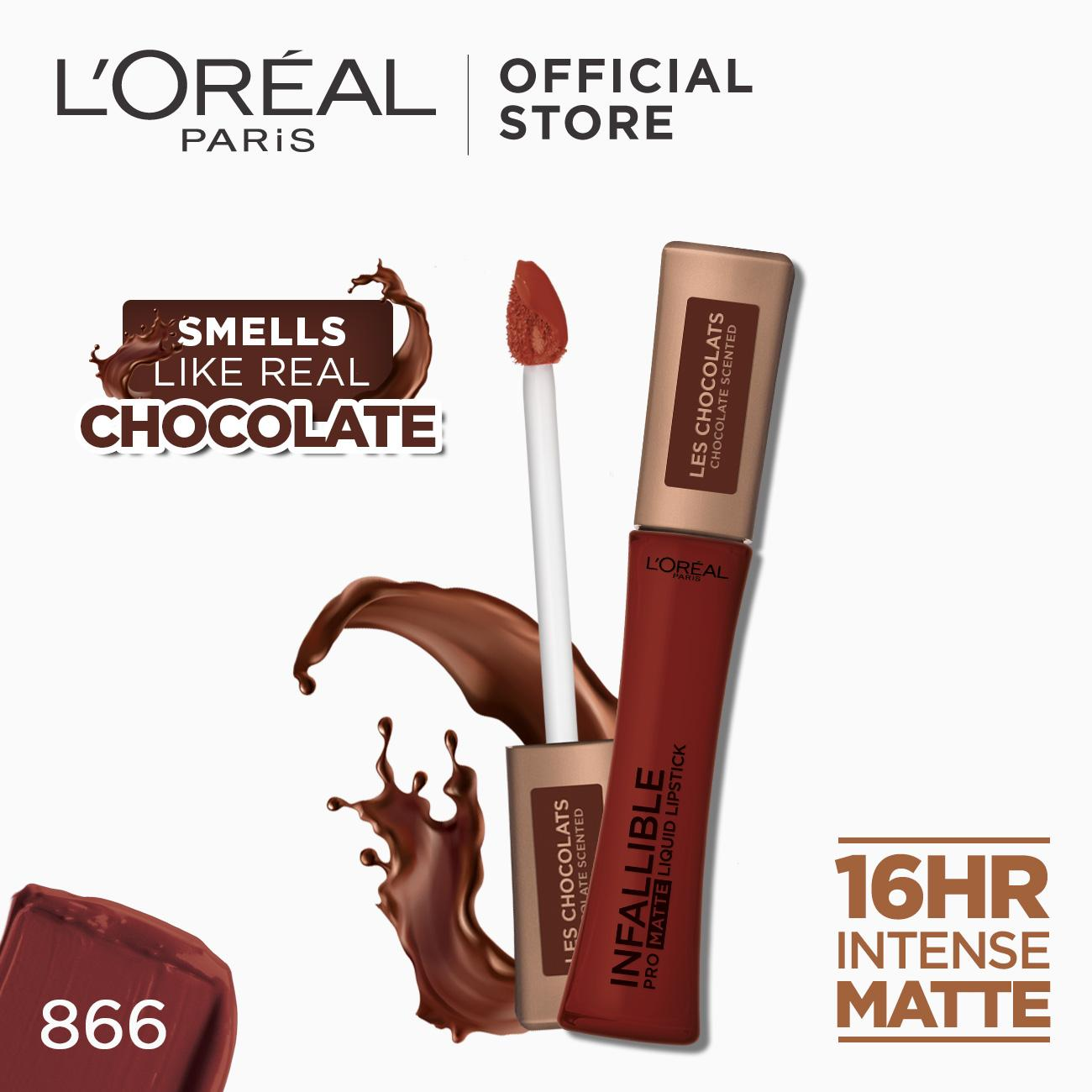 Infallible Les Chocolats by LOreal Paris Philippines