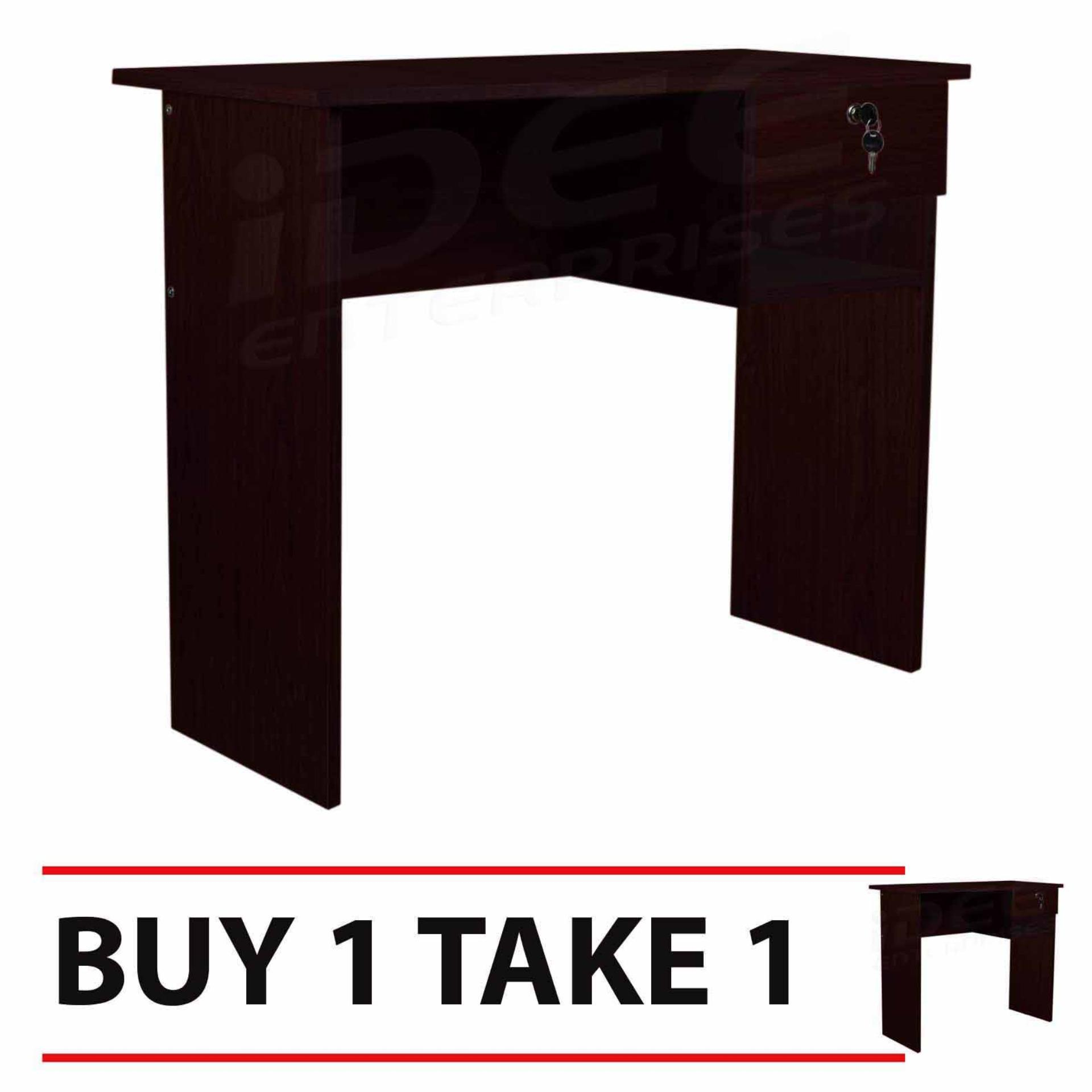 Tailee Furniture 1304 Office Table Wenge 1 Take
