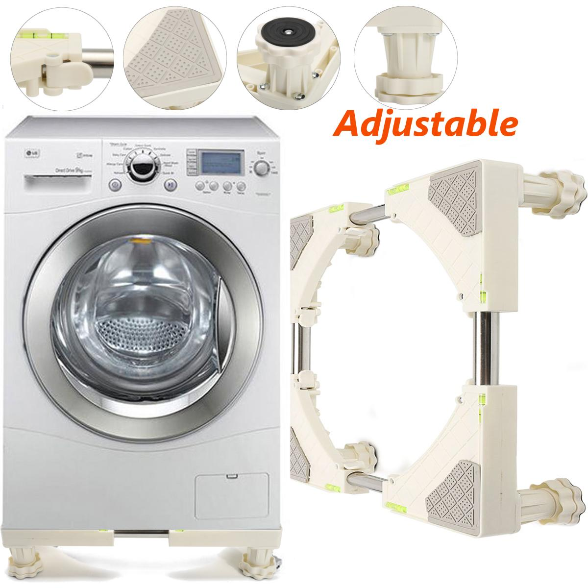 Washer Dryer Accessories For Sale Parts Prices Electronic Timer Circuit Washing Machine Adjustable Refrigerator Undercarriage Bracket Base Stand White