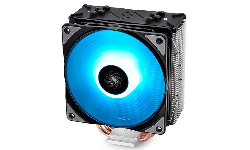Deepcool Gammaxx Gte Rgb Cpu Cooler By Pinklehub.