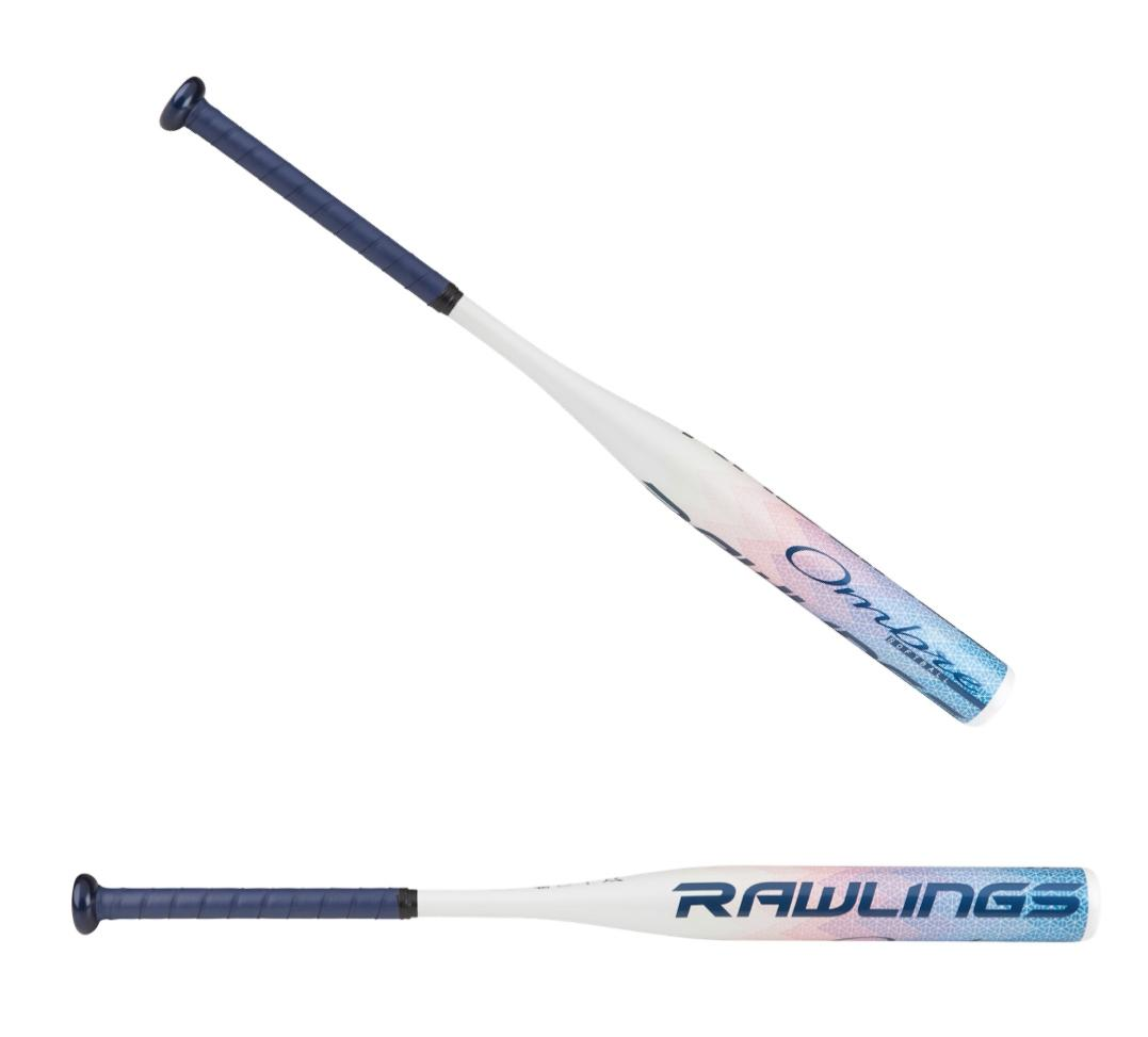 Rawlings High-Quality Aluminum Ombre Alloy Fastpitch Softball Bat