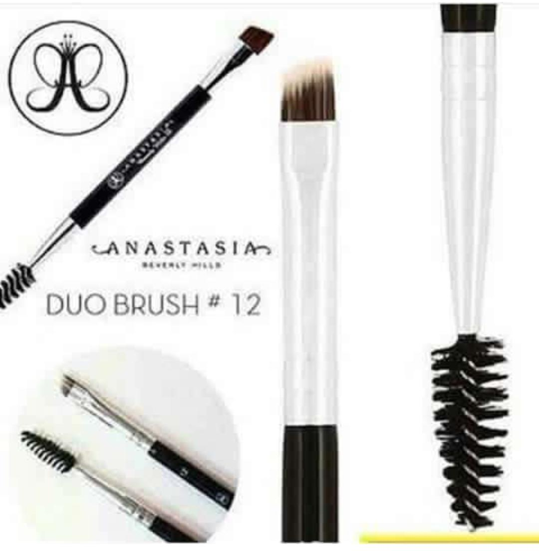 ANASTSIA DUO EYEBROW BRUSH Philippines