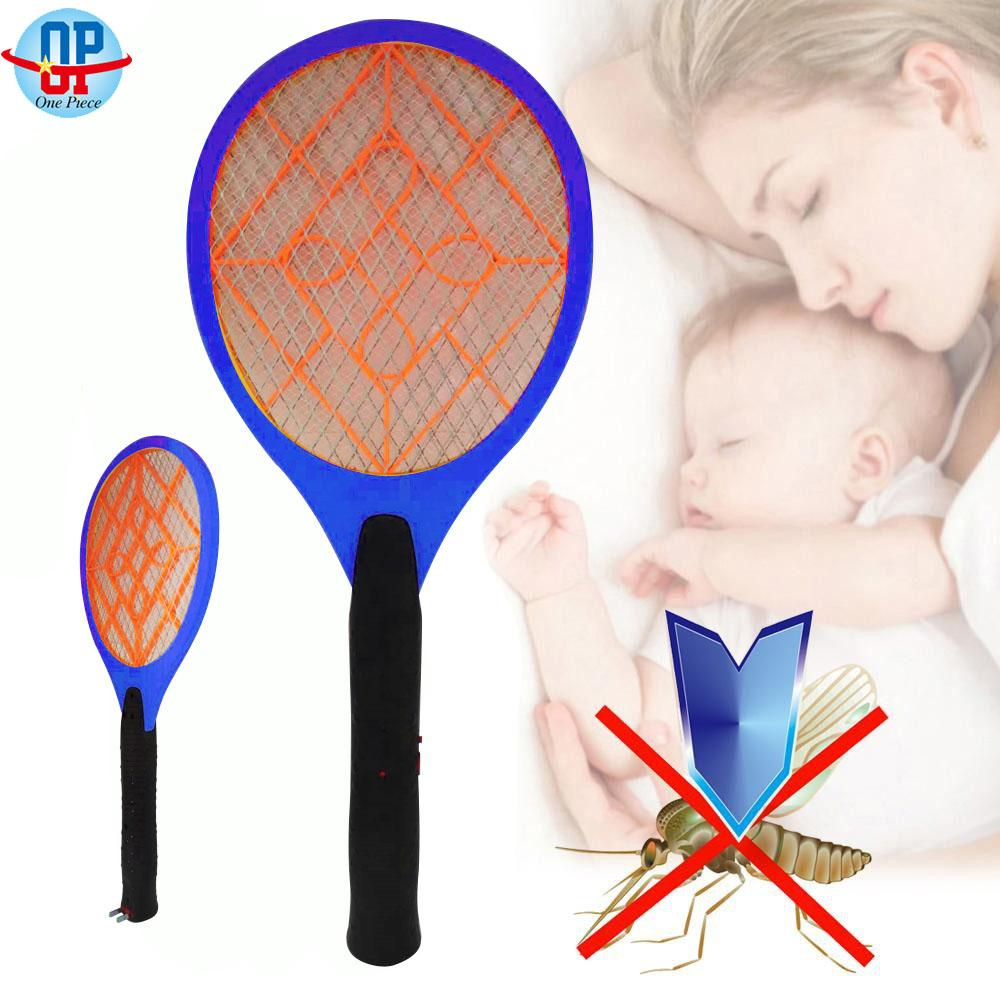 Ys-1188 Rechargeable Mosquito Racket Killer By One Piece.
