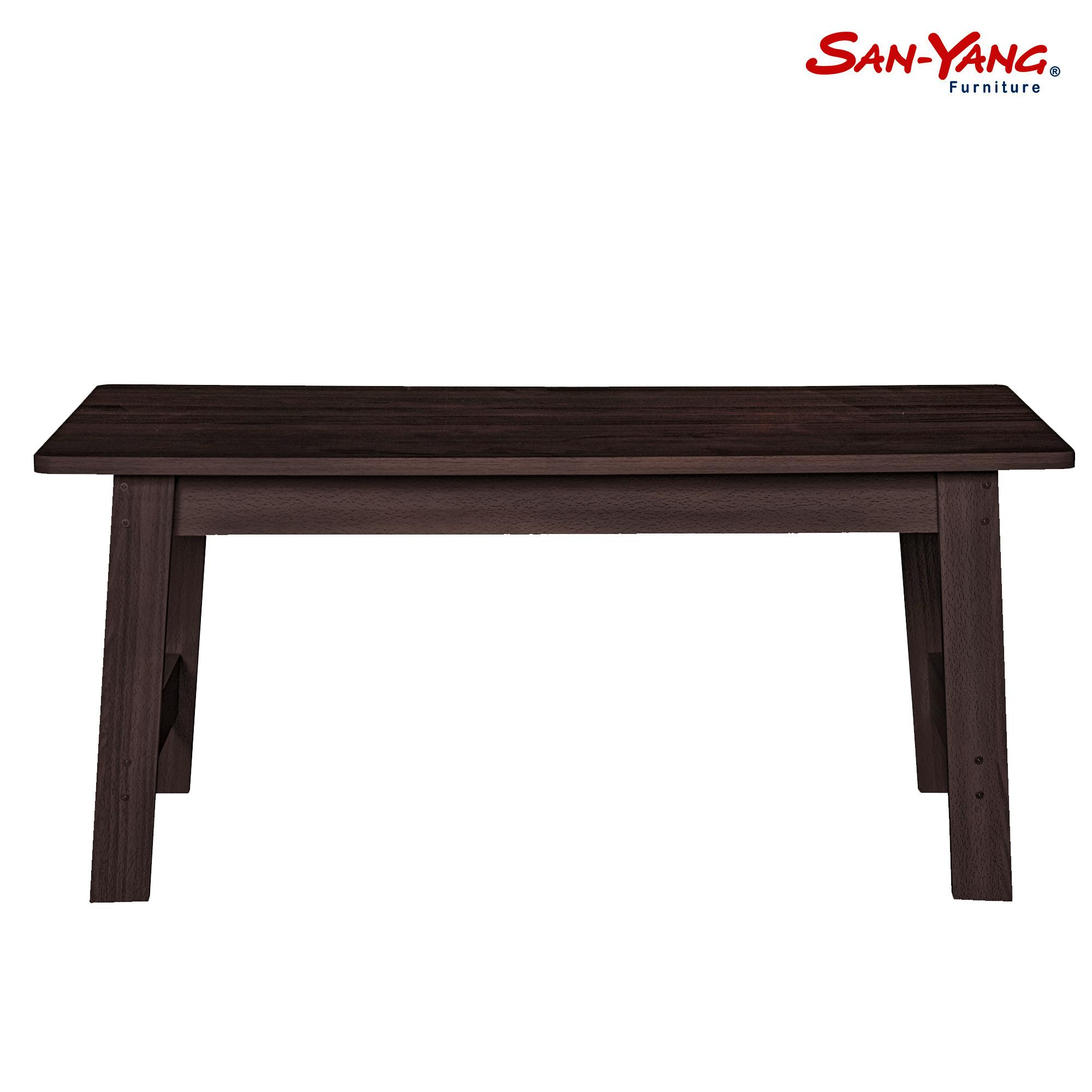 San Yang Center Coffee Table Fct33m Walnut Sy