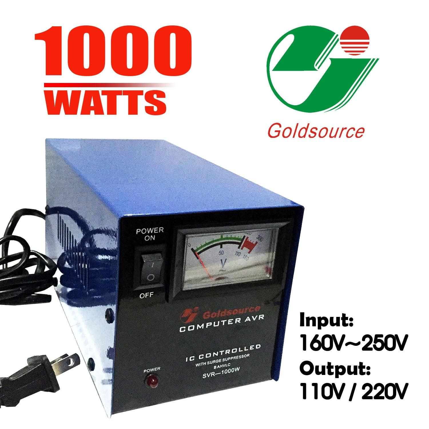 Pc Power Supply For Sale Computer Prices Brands 110 220 Volts Dual 5060hz 20 Amps Goldsource Avr