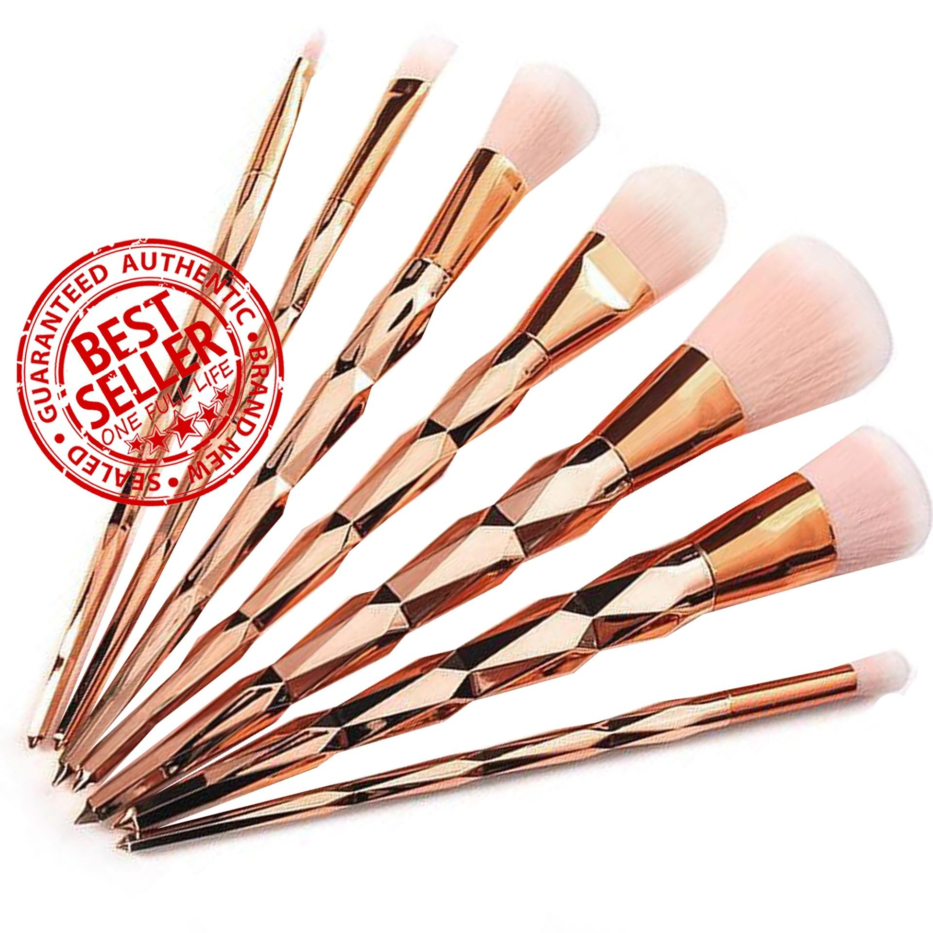 Unicorn Makeup Brush Set 7-Piece GOLD Philippines