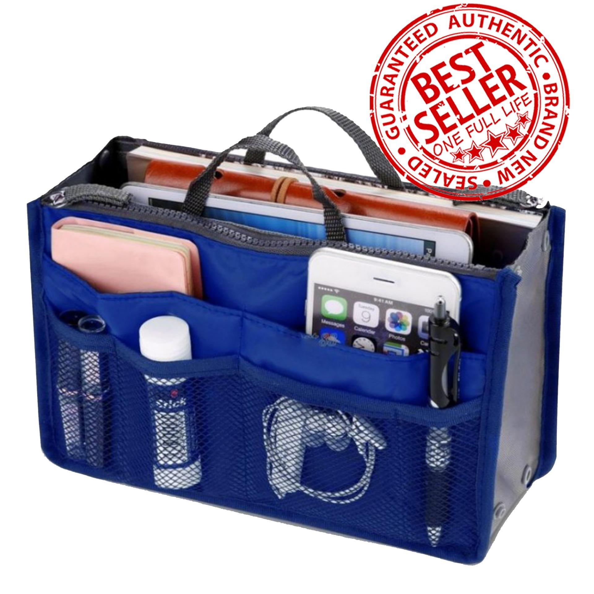 Dual Bag Organizer DARK BLUE