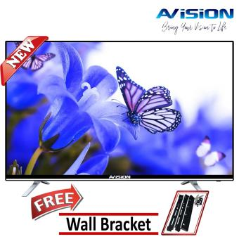 Avision 40 Full HD Smart Digital LED TV 40FL801 with Free Wall Bracket