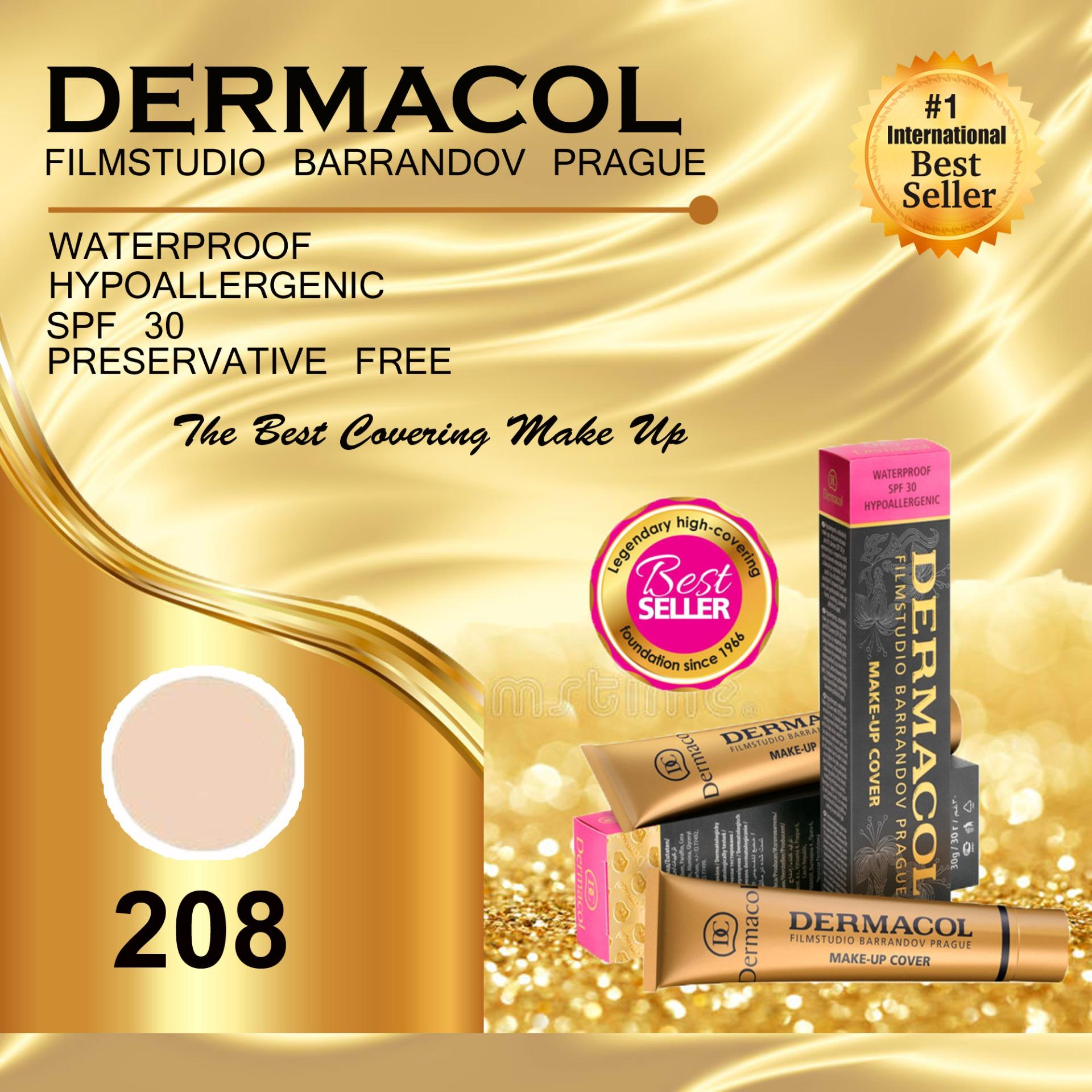 Dermacol Make-up Cover Foundation No.208 Philippines