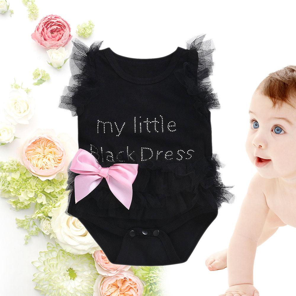 94b5766c8499 Qooiu  Send Free Gift TOP Newborn Kids Baby Girl Infant Cute Romper  Jumpsuit Bodysuit
