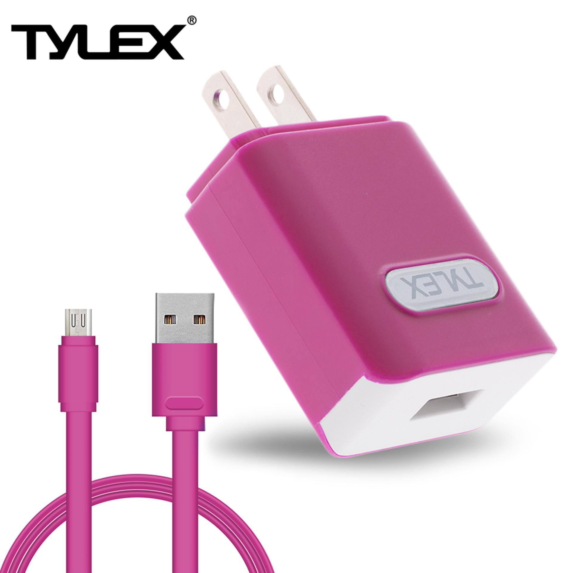 Tylex T-46 2 in 1 Travel Fast Charger 1.5A with Free High Quality