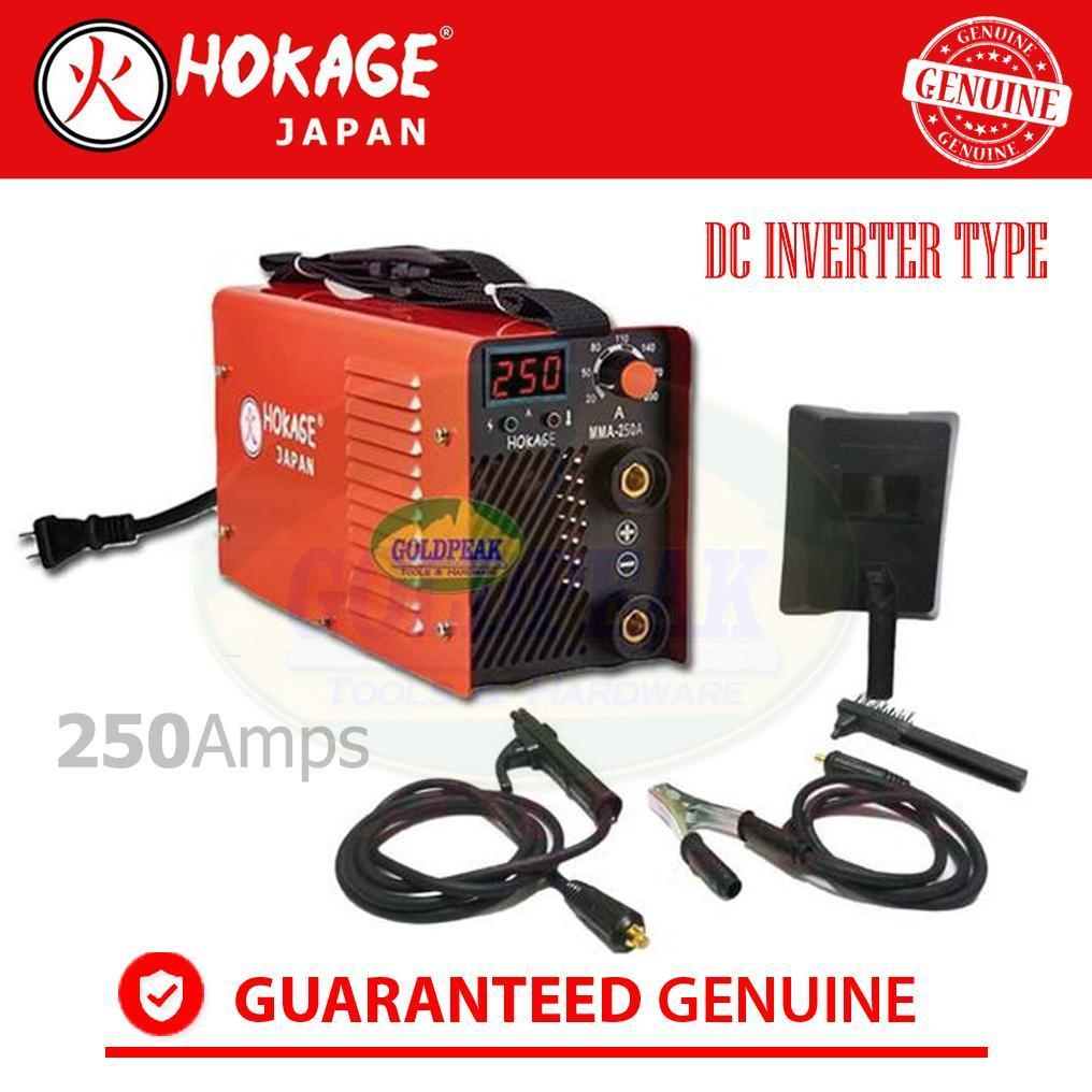 Welding For Sale Equipment Prices Brands Review In Amp Female To 50 Male 18quot Long Flat Cord Arcon Wiring Ar14368 Hokage Mma 250a Dc Inverter Machine