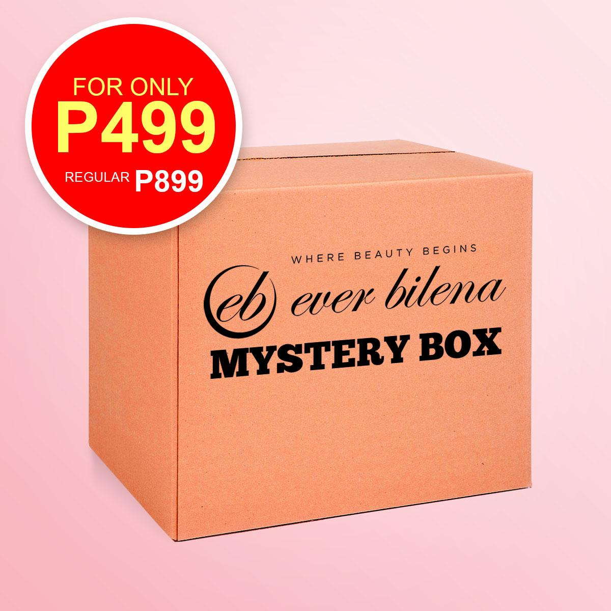 Ever Bilena Mystery Box Philippines