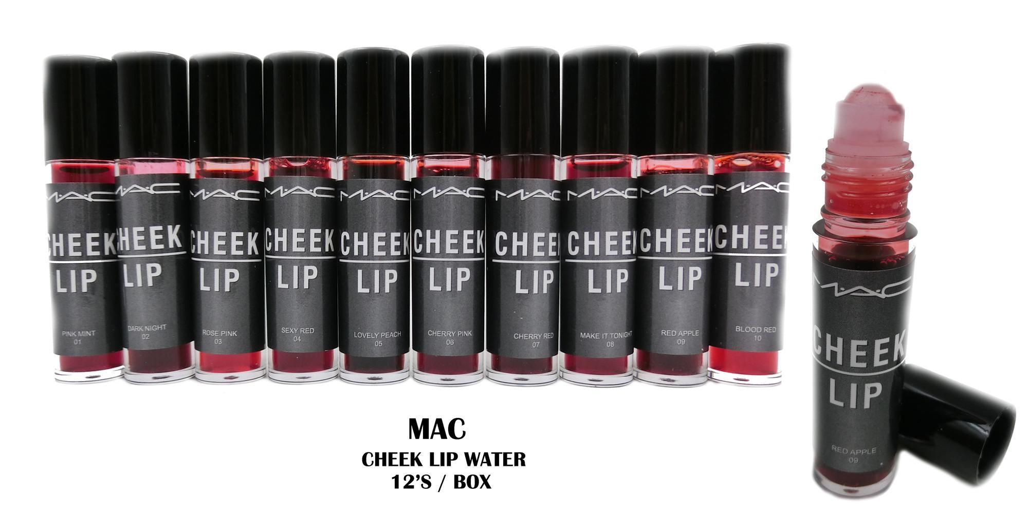 M.A.C CHEECK LIP
